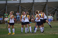 Girls 8th Grade Field Hockey